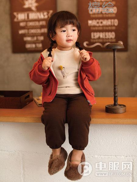 棉绘童装产品图片