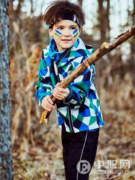 探路者童装产品图片