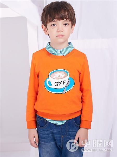 捷米梵童装产品图片