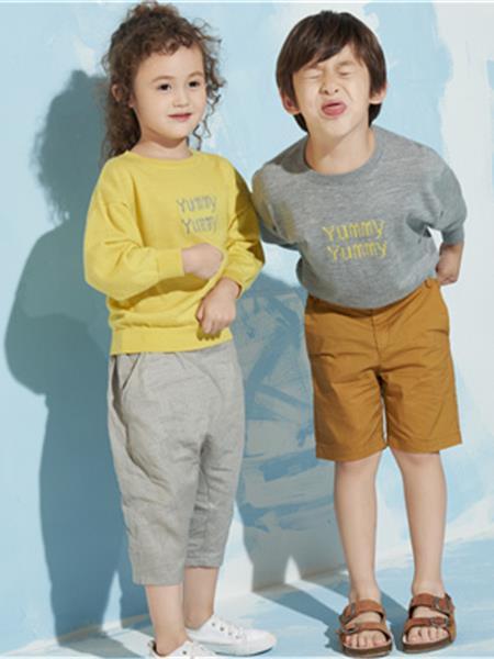 鄂尔多斯童装产品图片