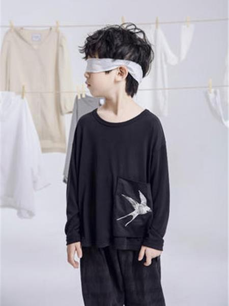 吾名堂童装产品图片