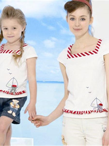 上流家族童装产品图片
