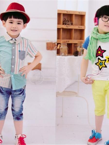 1+2=3童装产品图片