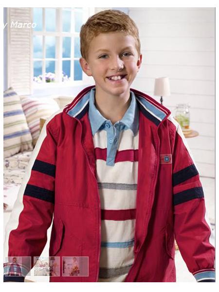 马可玛瑞童装产品图片