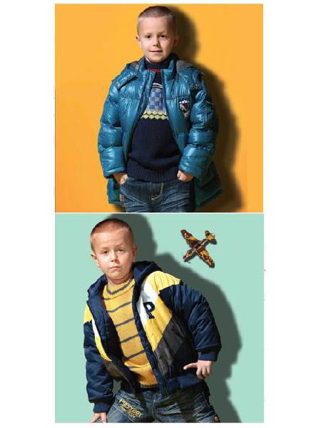 帕非童装产品图片