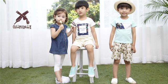 童戈时尚童装品牌