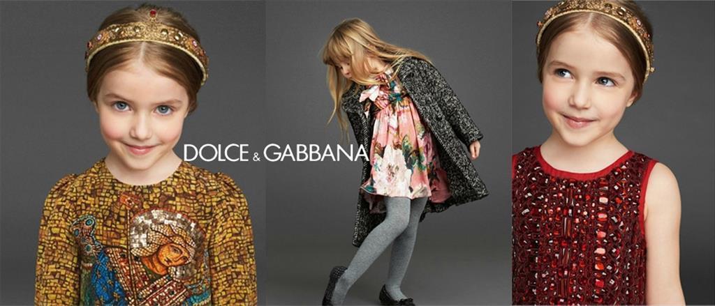 Dolce & Gabbana童装品牌