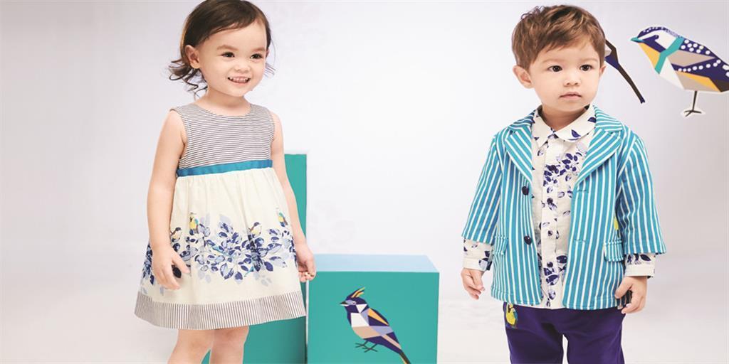 蒙蒙摩米童装品牌
