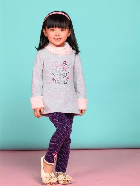 巴比总动员童装产品图片