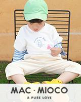 MACMIOCO时尚童装品牌