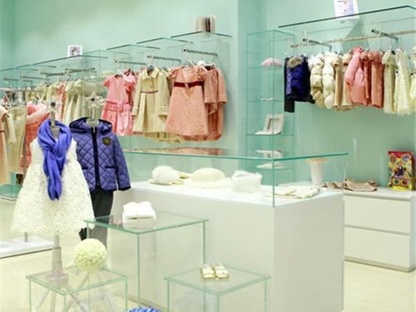 I PINCO PALLINO童装店铺展示